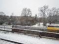 Düren ~ Blick von der Schnellfahrstrecke Köln–Aachen ~ Januar 2015 (6).JPG