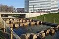Düsseldorf, neu geschaffene Stauung der Nördlichen Düssel am Hofgarten, Februar 2019.jpg