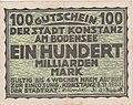 D-BW-KN-Konstanz - Notgeld - 1923 - 100 Milliarden Mark - V.jpg