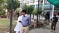 DC Rahim Yar Khan Jameel Ahmad Jameel & Principal Of Govt Tameer-e- Millat High School Abdul Majid Khan.jpg