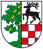 Coat of arms of the city of Bad Sachsa