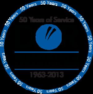 California Department of Rehabilitation - Image: DOR 50Year Logo