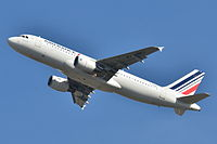 F-HBNJ - A320 - Air France
