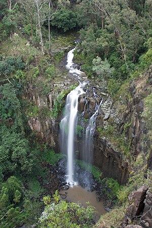 Daggs Falls - Image: Daggs falls