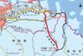 Daini Ise Road Map.png
