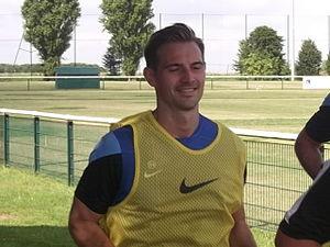 Damien Perquis (footballer, born 1986) - Image: Damien Perquis (Caen)