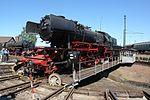 Dampflok 23 046 im Eisenbahnmuseum Darmstadt-Kranichstein.jpg