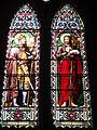 Dangé-Saint-Romain (Vienne) Église Saint-Pierre, vitrail 11.JPG