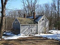 Brooks Daniel House, 19 Brooks Rd. Lincoln MA c 1695