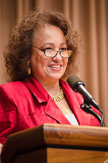 Daphne Maxwell Reid at USDA Women's History Month Celebration 2012.jpg