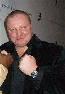 Daren Zenner Canadian boxer