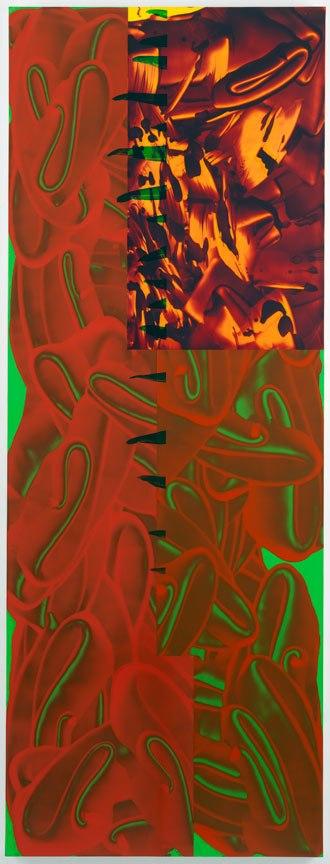 David Reed (artist) - Image: David Reed 580