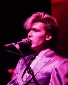 David Sylvian, novembre 1982