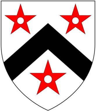 Davie baronets - Image: Davie Of Creedy Devon Arms Pierced