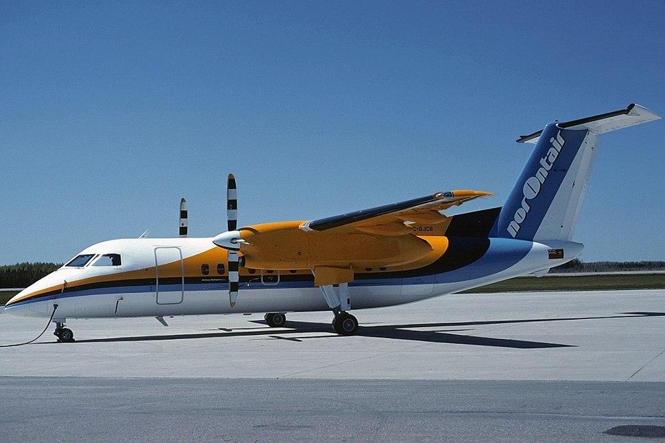 De Havilland Canada DHC-8-102 Dash 8, NorOntair AN1305956