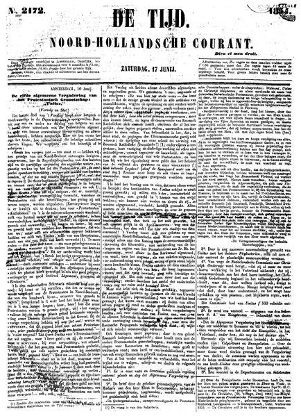 File:De Tijd - godsdienstig-staatkundig dagblad 17-06-1854 (IA ddd 010248959 mpeg21).pdf