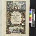 De zee-atlas ofte water-wereld ... (Title page) NYPL1619019.tiff