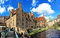 Dean Village Edinburgh - panoramio.jpg