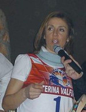 Deborah Compagnoni - Deborah Compagnoni in 2010