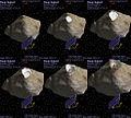 Deep Impact Celestia Simulation 20050704.jpg