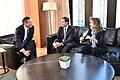 Deputy Secretary Blinken and Ambassador Kennedy Meet With Japanese Vice Foreign Minister Saiki in Tokyo (23860170893).jpg