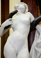 Desiré Maurice Ferrary (1852-1904) - Salammbo (1899) front, figure, thighs upward, Lady Lever Art Gallery, June 2013 (10793227235).png