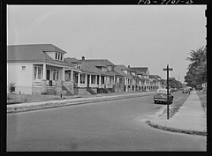 Detroit, Michigan. Houses in the Polish district.jpg