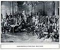 Deutsche Einquartierung im Lütticher Theater, 1914.jpg