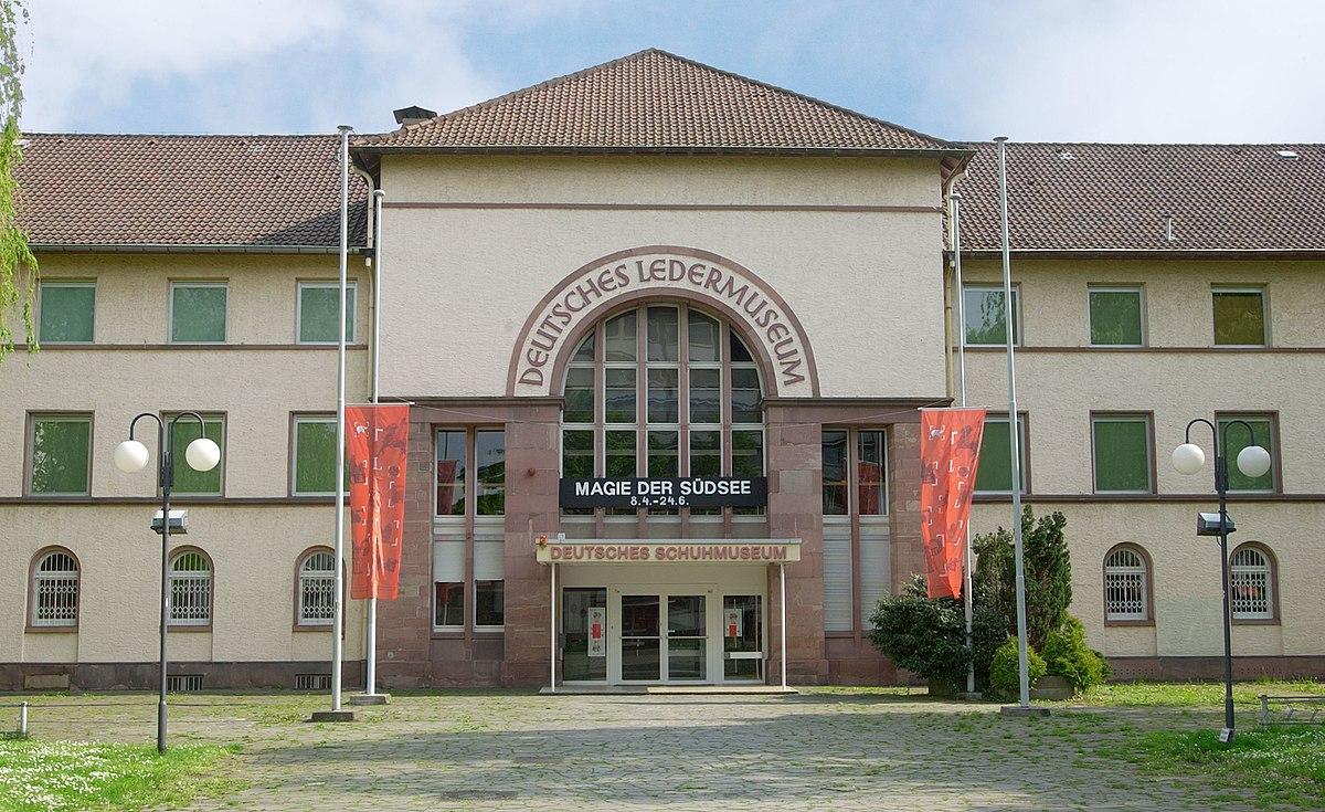 Offenbach am main reisef hrer auf wikivoyage for Werbeagentur offenbach am main