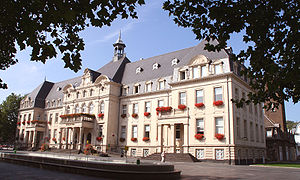 Dudelange - The town hall