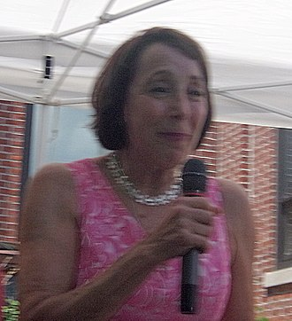 Didi Conn - Conn at Greenville Graffiti Car Show at Greenville, IL in June 2018