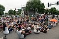 Die-In Protest, St. Paul, Minnesota - Justice for Philando Castile (27546886714).jpg