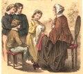 Die Grossmutter im Kreise ihrer Enkel von Franz Hoffmann (Zweite Auflage) Wilhelm Nitzschke Stuttgart (1).tiff