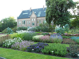 Lund - The Botanical Garden in Lund