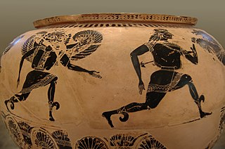 ancient greek attic black-figure vase painter