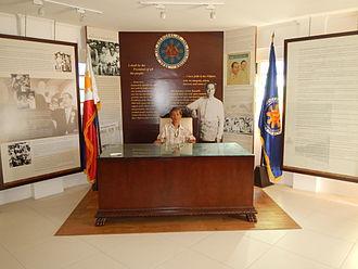 Lubao, Pampanga - Diosdado Macapagal Museum