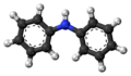 Diphenylamine 3D ball.png