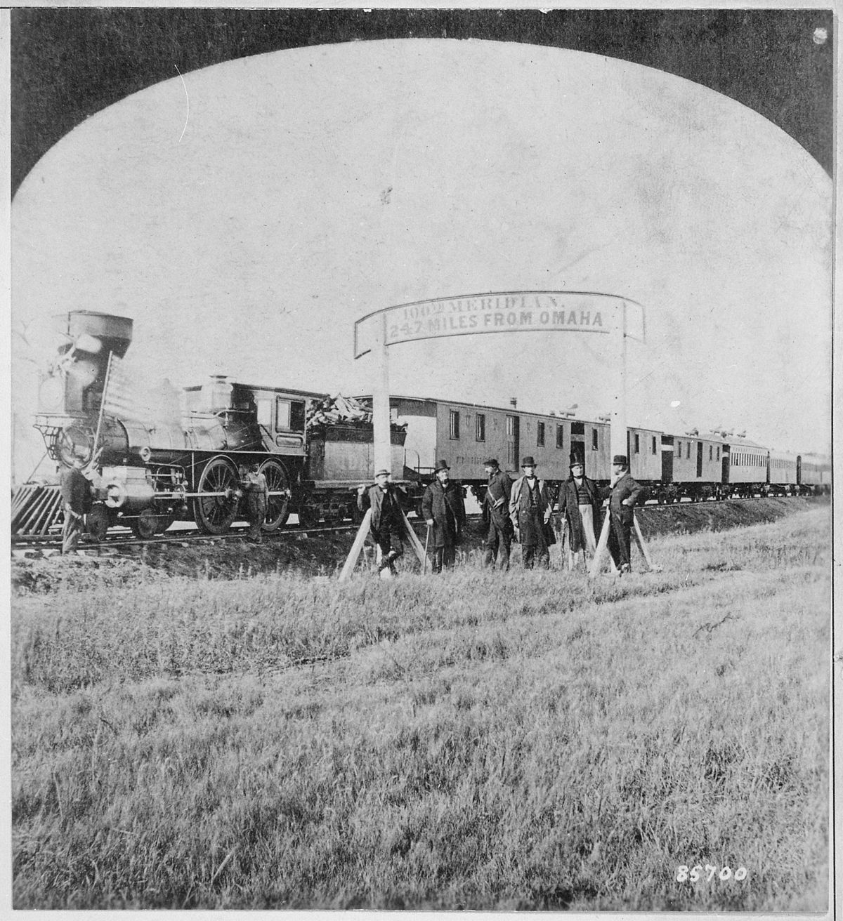 History of the Union Pacific Railroad - Wikipedia
