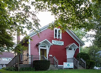 Riverside, Rhode Island - Girl Scout House