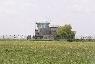 Disused control tower, Pershore Airfield Disused Control Tower, Pershore airfield - geograph.org.uk - 10653.jpg