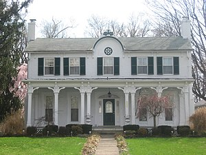 National Register of Historic Places listings in Clinton County, Ohio