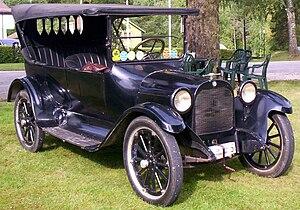Edward G. Budd - All-steel Dodge Model 30 Touring car