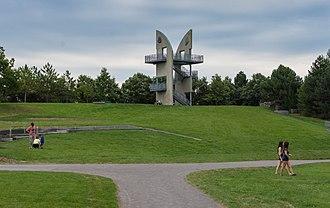 Maizerets - Image: Domaine de Maizerets park, Québec city, Canadá 05