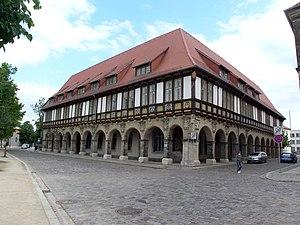 Principality of Halberstadt - Halberstadt, Dompropstei