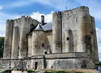 Niort - The old keep of Niort