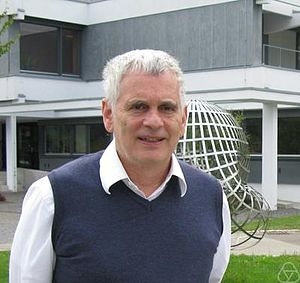 Dorian M. Goldfeld - Dorian Goldfeld at The Analytic Theory of Automorphic Forms workshop, Oberwolfach, Germany (2011)