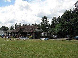 Dorking Cricket Club Ground - Image: Dorking Cricket Club, Dorking, Surrey geograph.org.uk 1386599
