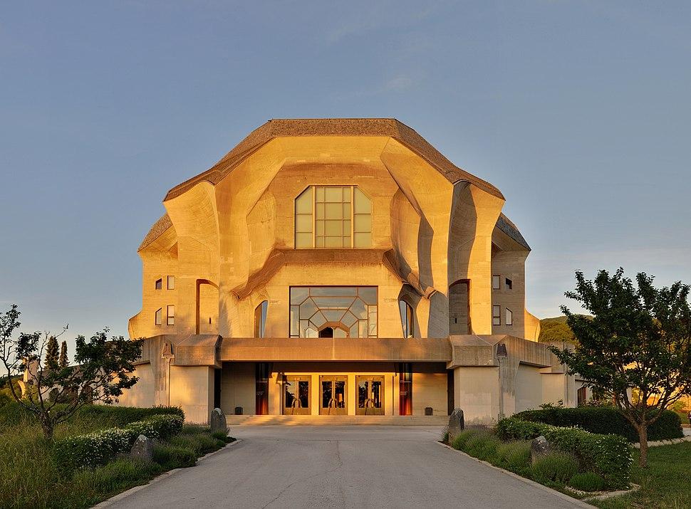 Dornach - Goetheanum1a