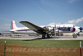 Douglas DC-7B, Eastern Air Lines (Historical Flight Foundation) AN1766786.jpg