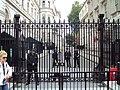 Downing Street gates - DSC08100.JPG